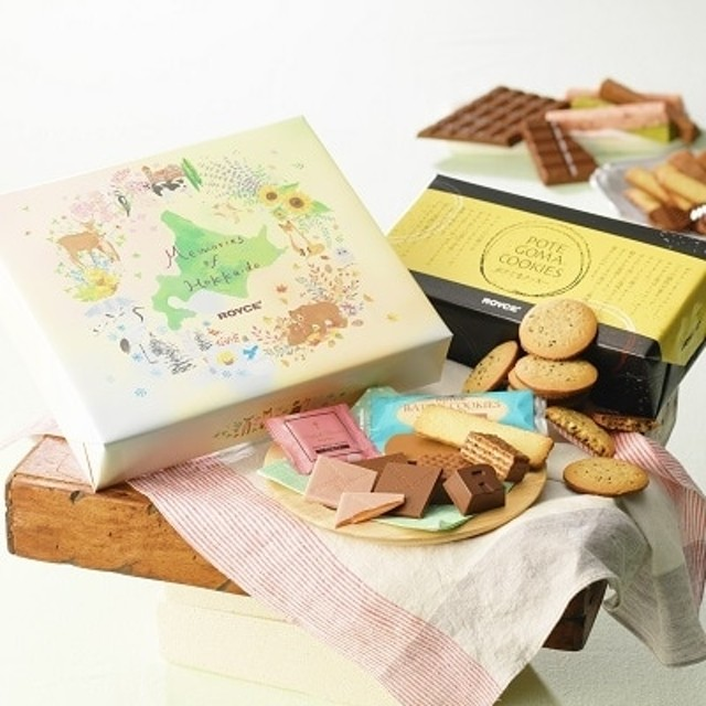 ROYCE'ショコラの四季[HOKKAIDO]セット