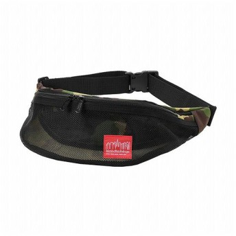 Manhattan Portage マンハッタン ポーテージ Urban Mesh Brooklyn Bridge Waist Bag