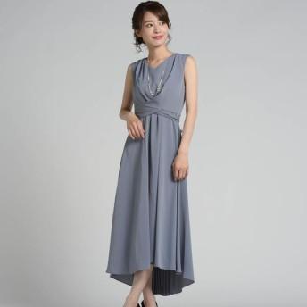 [マルイ] 後ろプリーツワンピース/ケティ(ketty)