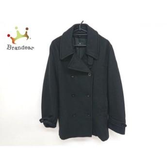 ビューティアンドユース ユナイテッドアローズ コート サイズL メンズ 美品 黒 冬物 新着 20190707