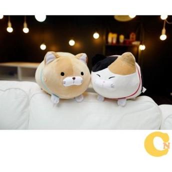 ぬいぐるみ 招き猫 置物 可愛い まねきねこ 抱き枕 ネコ プレゼント ギフト 猫 インテリア飾り雑貨40cm