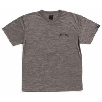 アップルバム APPLEBUM Elite Performance Dry Tee Tシャツ H.CHARCOAL チャコール グレー 680000621052 半袖Tシャツ