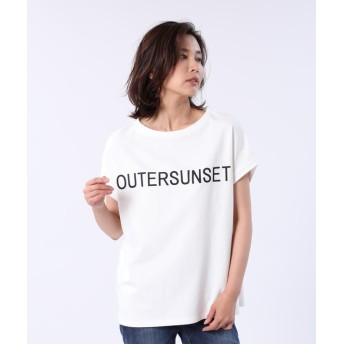【PLST】【別注】OUTERSUNSET Tシャツ