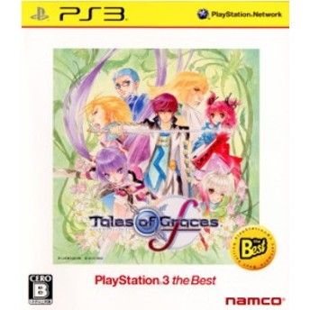 【中古即納】[PS3]テイルズ オブ グレイセス エフ(Tales of Graces f/ToGf) PlayStation3 the Best(BLJS-50023)(20120802)
