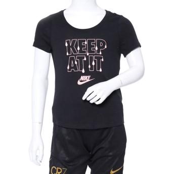 ナイキ NIKE ジュニア 半袖 Tシャツ YTH ガールズ KEEP AT IT Tシャツ 913191010