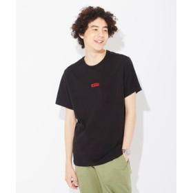 Levi's ベイビータブTシャツ メンズ ブラック