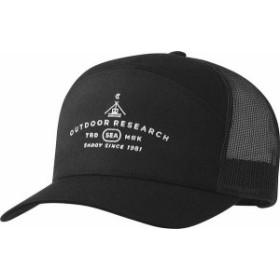 アウトドアリサーチ メンズ 帽子 アクセサリー 269273 Shady 7 Panel Trucker Hat Black