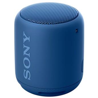 SONYワイヤレスポータブルスピーカーEXTRA BASSブルーSRS-XB10 L