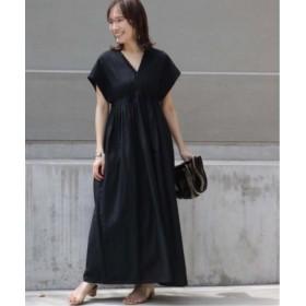 (Spick & Span/スピック&スパン)《WEB・一部店舗限定》【MARIHA】 夏の光のドレス◆/レディース ブラック 送料無料