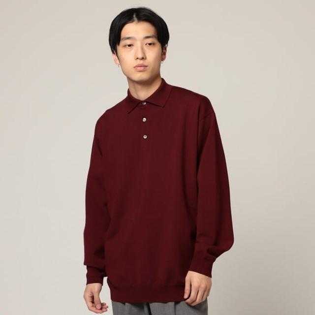 [マルイ]【セール】BEAMS / 14G ニット ポロシャツ/ビームス(BEAMS)