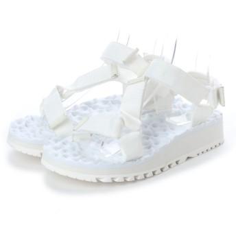 【EVOL】PURPOSEベルトサンダル LM40096 (ホワイト)