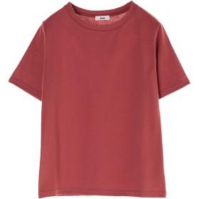 【6,000円(税込)以上のお買物で全国送料無料。】OE天竺クルーネックTシャツ