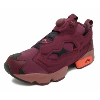 スニーカー リーボック REEBOK インスタポンプフューリーOG ラックスマルーン/レッド/エッグプラント メンズ レディース シューズ 靴