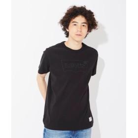 Levi's バットウイングTシャツ メンズ ブラック