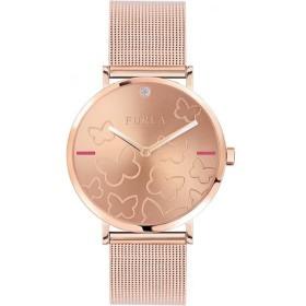 【並行輸入品】FURLA フルラ 腕時計 R4253113501 レディース GIADA BUTTERFLY ジャーダバタフライ クオーツ