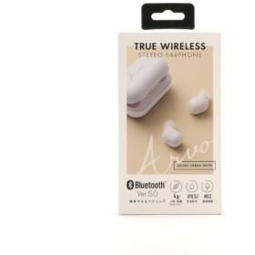 Arvoシリーズ Bluetooth ver5.0TrueWireless 防水ステレオイヤホンマイク WH Arvo