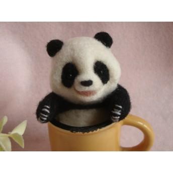 ミニマグカップパンダ