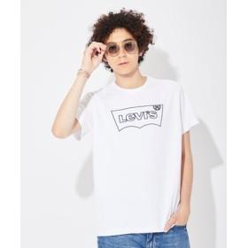 Levi's バットウイングTシャツ メンズ オフシロ