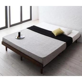 Resty すのこ ベット ベッド シンプル ローベッド 低いベッド リスティー 木製ベッド 一人暮らし フロアベット フロアベッド 040112019