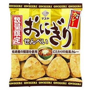 マスヤ おにぎりせんべい 和風カレー 52g