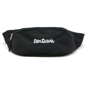 ギャレリア ベンデイビス ウエストバッグ BEN DAVIS ボディバッグ EMBRO WAIST BAG BDW 9307 ユニセックス ブラック F 【GALLERIA】