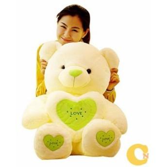 可愛いテディベア!80cmクマぬいぐるみ くま 抱き枕 クマ縫い包み プレゼント イベント お祝い ふわふわぬいぐるみ