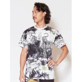 (CAYHANE/チャイハネ)【チャイハネ】プリントメンズTシャツ TXX-9647/メンズ その他系2