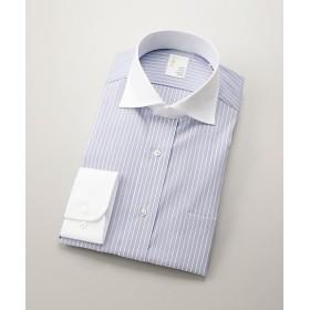 【SALE(三越)】<イムズ/IMZ> 形態安定/長袖ワイシャツ(ZMD117-350) 350・ブルー 【三越・伊勢丹/公式】