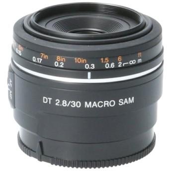 SONY DT30mm F2.8SAM MACRO