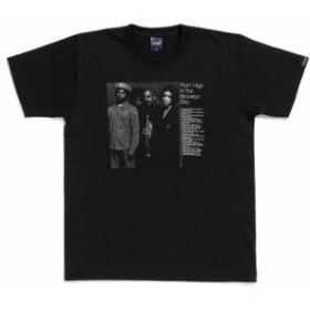 アップルバム APPLEBUM Brooklyn Sky Tee TシャツBLACK ブラック メンズ 680000644051 半袖Tシャツ