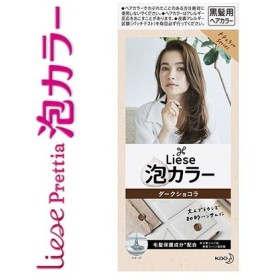 リーゼ 泡カラー ダークショコラ 108mL (医薬部外品) / 花王 Lieseリーゼ