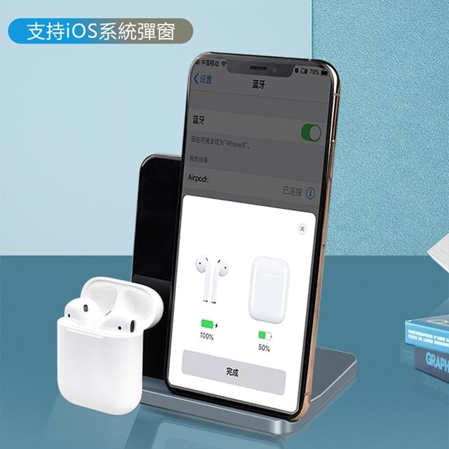 WiWU | Airbuds X Qi無線充電藍牙耳機