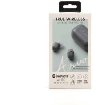 Arvoシリーズ Bluetooth ver5.0TrueWireless 防水ステレオイヤホンマイク GY Arvo