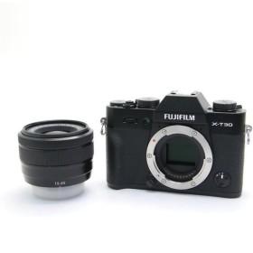 《美品》FUJIFILM X-T30 XC15-45mmレンズキット