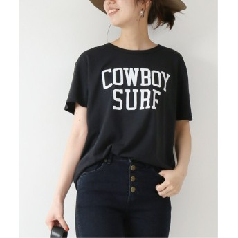 Spick and Span 【RXMANCE】 Cowboy Surf T◆ ブラック フリー