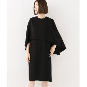 BOICE FROM BAYCREW'S 【Room no.8】BLACK GERGETTE CAPE/C DRESS ブラック 2