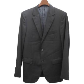 LANVIN テーラードジャケット ブラック サイズ:48 (渋谷店) 190709