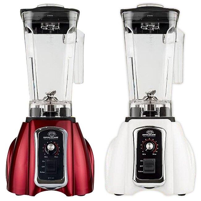【SUPERMUM】專業營養生機調理機(贈送調理杯) BTC-A3(單台)