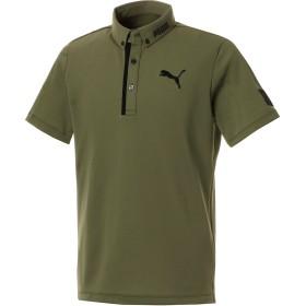 【プーマ公式通販】 プーマ ゴルフ ジェネラル SSポロシャツ (半袖) メンズ Olivine |PUMA.com