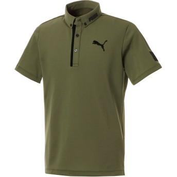【プーマ公式通販】 プーマ ゴルフ ジェネラル SSポロシャツ 半袖 メンズ Olivine |PUMA.com
