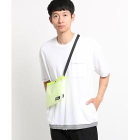 THE SHOP TK / ザ ショップ ティーケー 【WEB限定】裾スピンドル配色ステッチTシャツ