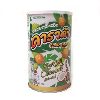 CARADA 泰國椰子牛奶米果 80g