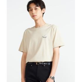 [マルイ]【セール】コンバースワンポイントシューズ刺繍Tシャツ/ウィゴー(メンズ)(WEGO)