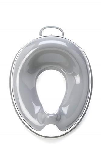 【美國代購】Prince Lionheart weePOD 小孩上廁所訓練用座墊 Ash Gray