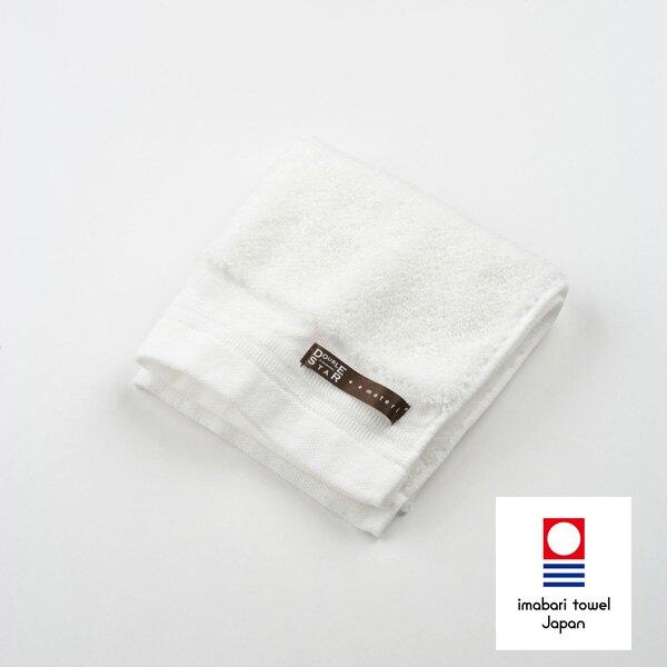 【BOKUNO】方巾/白色