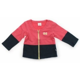 【コーディーコービー/CodyCoby】ジップアップトレーナー 110サイズ 女の子【USED子供服・ベビー服】(426281)