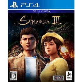 PS4 シェンムーIII - リテールDay1エディション