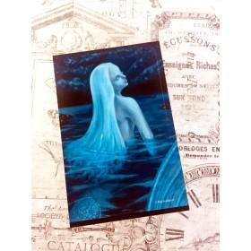 Blue Mermaid ICカードステッカー