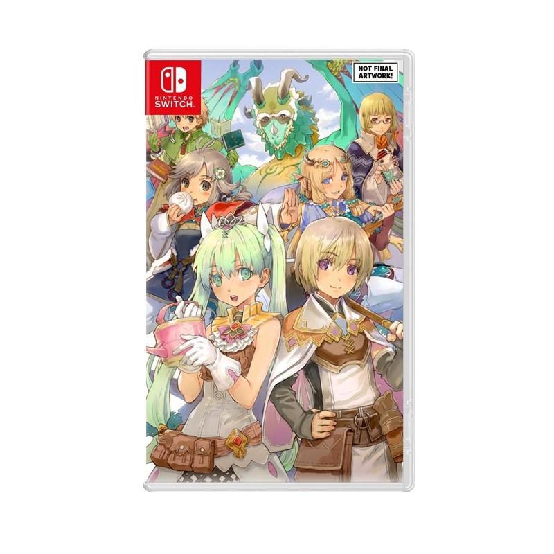 【特價優惠】 Nintendo Switch 符文工廠4 豪華版 中文版全新品 【台中星光電玩】