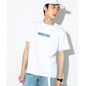 [マルイ]【セール】バックプリントロゴTシャツ/ウィゴー(メンズ)(WEGO)